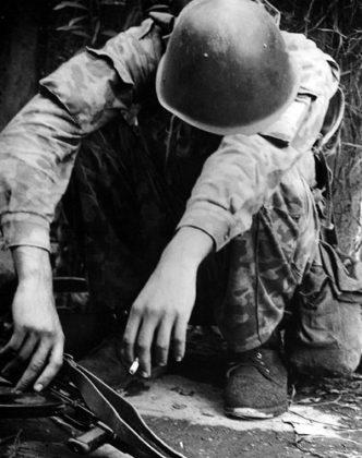 Солдатская печаль